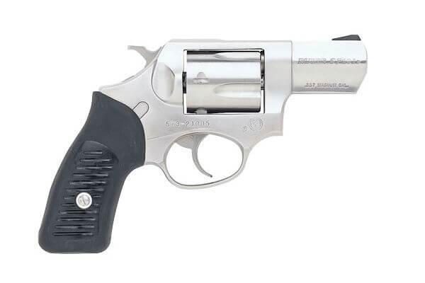 Ruger SP-101 Model KSP-321X Double Action Revolver (5718)