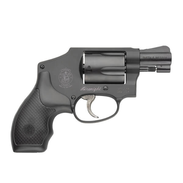 Smith & Wesson- Model 442 (162810)   Double Action Indoor Shooting ...