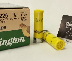 Remington 20 GA 2 3/4in. Game Loads (20042)
