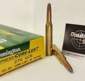 Remington 270 WIN 150gr Core-Lokt SP (27810)