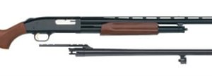 Mossberg 500 Combo 12GA Pump Action Shotgun (54243)