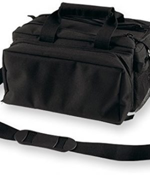 Bulldog Black Deluxe Range Bag (BD910)