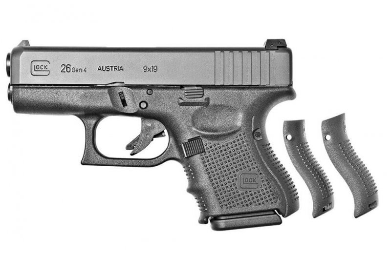 Glock 26 Gen4 (G26 Gen4)