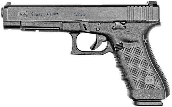 Glock 41 Gen4 (G41 Gen4)