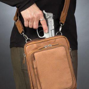 GTM-0099 Concealed Carry Raven Shoulder Pouch