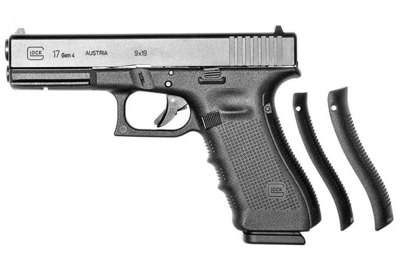 Glock 17 Gen4 (G17 Gen4)
