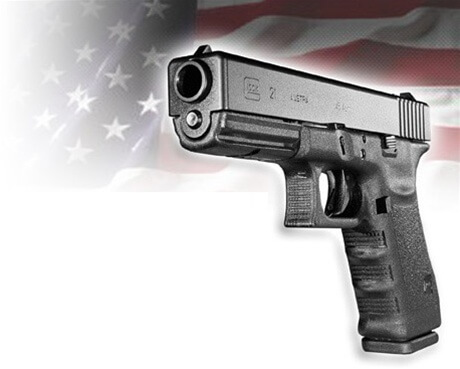 Glock 21 SF (Short Frame) | Double Action Indoor Shooting Center ...