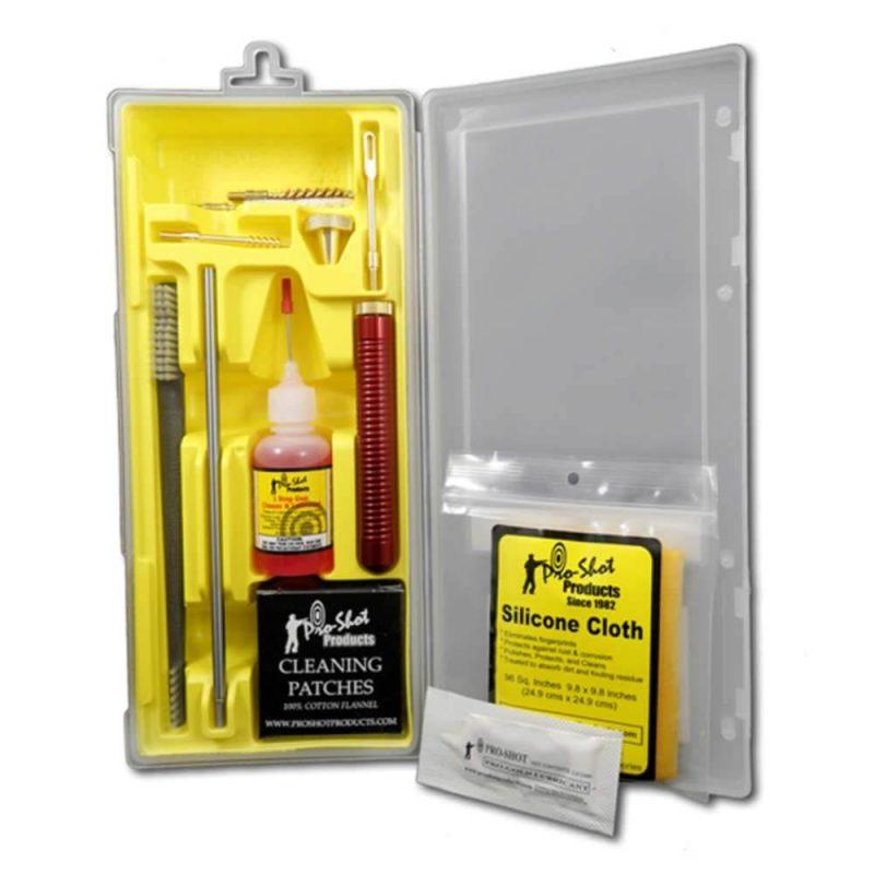 Pro-Shot Gun Cleaning Kit - .22 Cal. Pistol (P22KIT)
