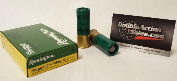 Remington 12 GA 2 3/4in. Slugger (SP12SRS)