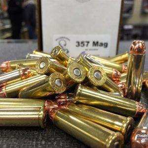Scorpion Reloads .357 Magnum EFP (125gr Reloads)
