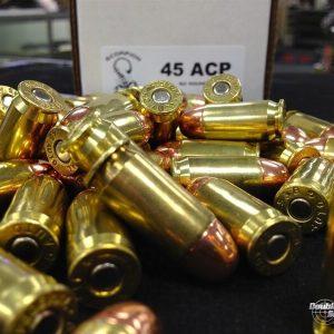 Scorpion Reloads .45 ACP RN (230gr Reloads)