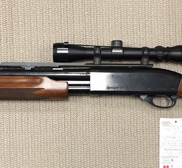 "Used Remington Model 870 Wingmaster (21"") 12Ga for Sale"