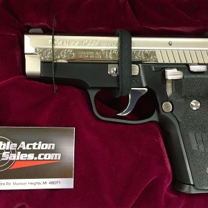 SIG Sauer P229 Limited (1 of 50)