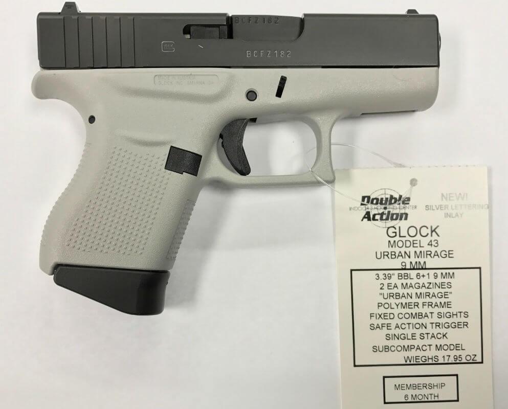 Armslist for trade glock 43 - Glock 43 Bing Images