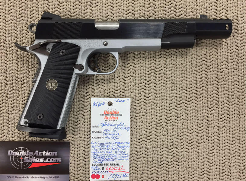 Springfield Armory 1911-A1 Champion (Used)