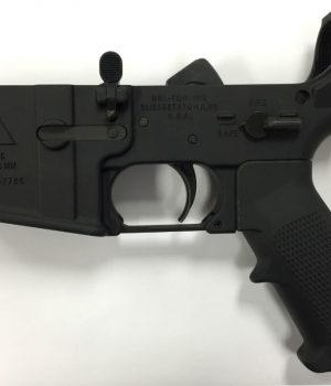 DEL-TON_LR101_complete_lower_receiver