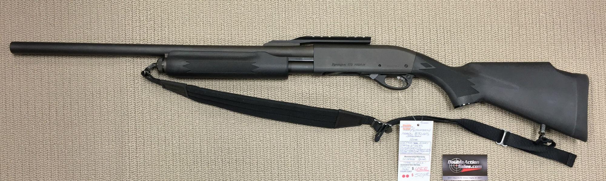 remington used shotguns for sale
