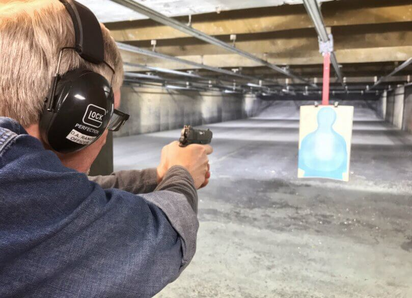 Range Time (LEO, Security, Military, Senior's)