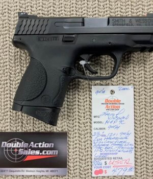 Smith & Wesson M&P9c for sale
