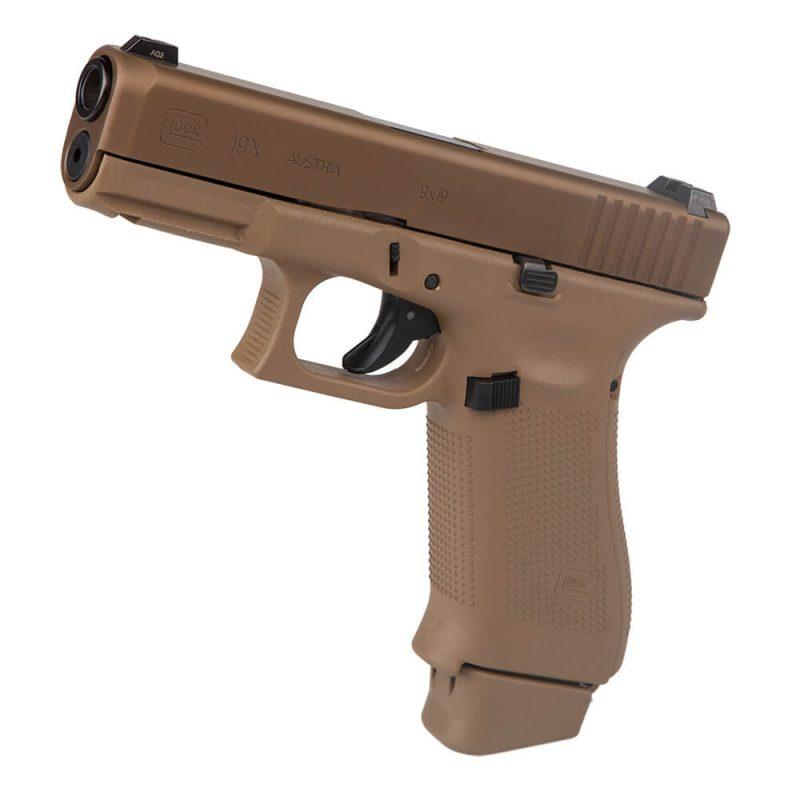 Thompson Gun For Sale >> Glock 19X | Double Action Indoor Shooting Center & Gun Shop