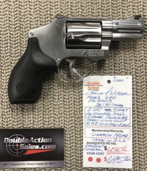s&w-model-640-38-357-mag-for-sale