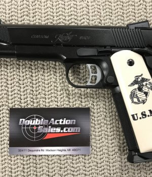Kimber-Gold-Combat-II for sale
