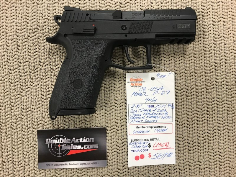 cz-usa-p-07-for-sale
