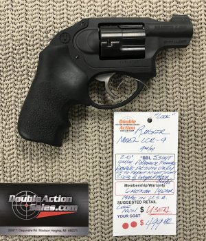 ruger-lcr-9-for-sale