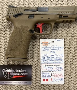 S&W M&P 2.0 9mm for sale