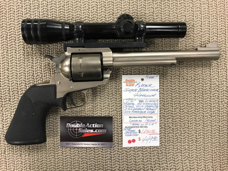 ruger-super-blackhawk-for-sale