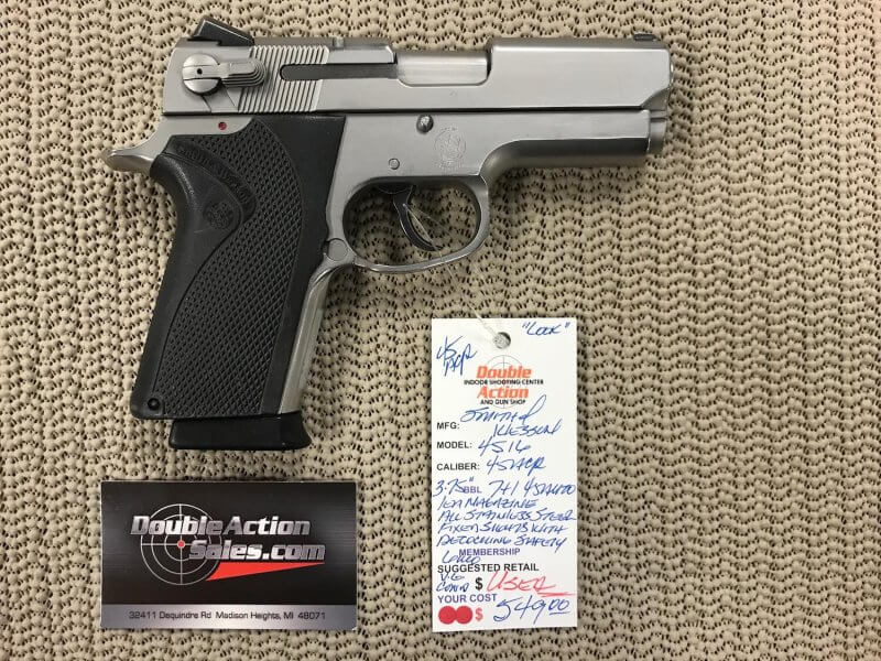 s&w 4516 for sale