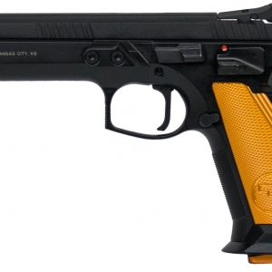 CZ 75 9MM Tactical Sport Orange 91261 806703912615