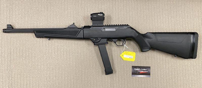 Ruger Carbine 9mm