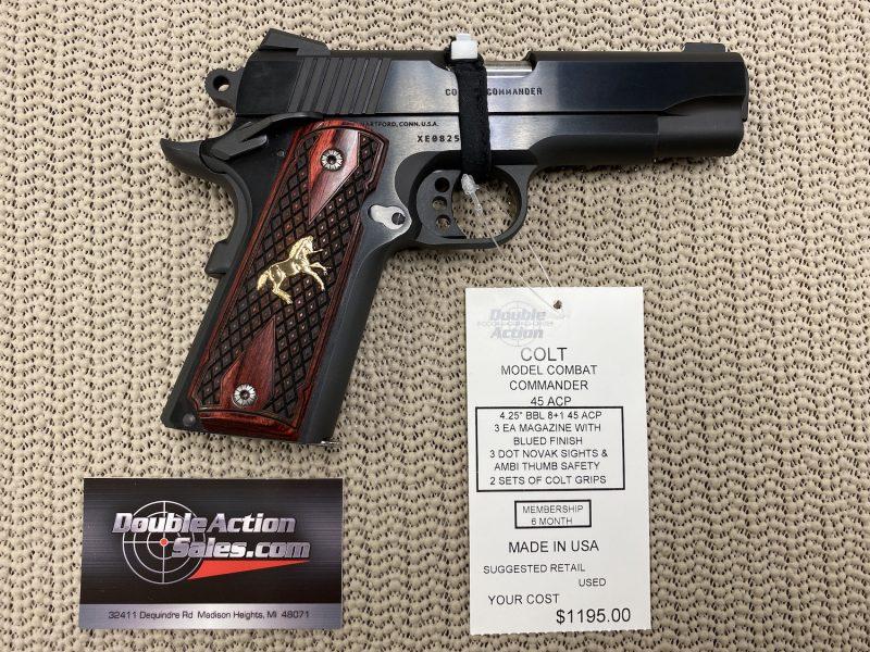 Colt-Combat-Commander-for-sale